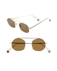 AHLEM Victoire 47mm Aviator Sunglasses