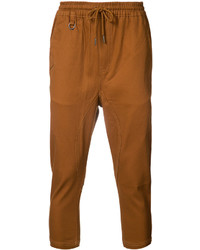 Publish Cropped Drawstring Trousers