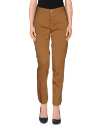 Tobacco Tapered Pants
