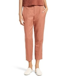 Vince Carrot Tapered Leg Ankle Pants
