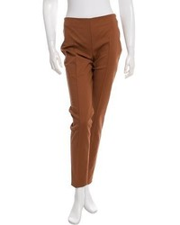 Akris Punto Tapered Skinny Leg Pants