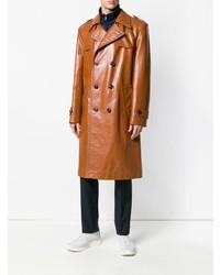 Maison Margiela Double Breasted Boxy Coat