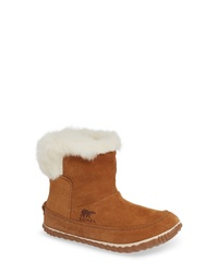 Sorel Out N About Waterproof Bootie With Faux