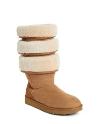Y/Project X Ugg Layered Boot