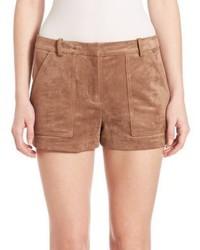 BCBGMAXAZRIA Solid Sergio Shorts