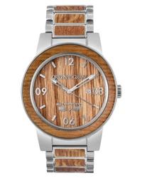 Original Grain Brewmaster Barrel Bracelet Watch