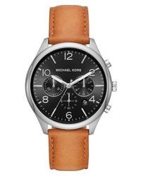 Michael Kors Merrick Watch