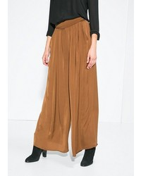 Tobacco Wide Leg Pants