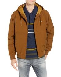 Lacoste Regular Fit Hooded Twill Jacket