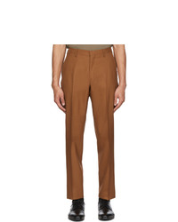 Tiger of Sweden Brown Thodd Trousers