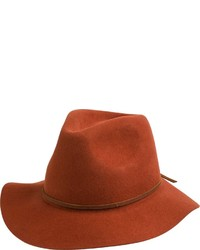 Tobacco Wool Hat