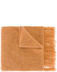 Fishermans rib knit scarf medium 5317836