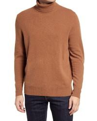 Nordstrom Men's Shop Cashmere Turtleneck Sweater