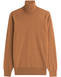 Merino wool turtleneck with cashmere medium 721105