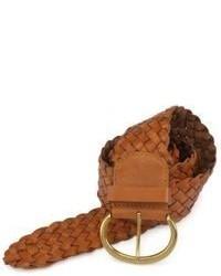 Lucky Brand Wide Braid Belt