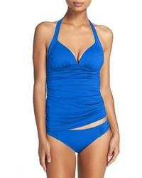Top de bikini azul de Tommy Bahama