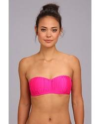 Top de bikini fuchsia Seafolly