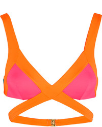 Top de bikini orange Agent Provocateur