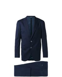 Traje azul marino de Fashion Clinic Timeless