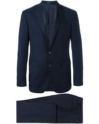 Traje de lana azul marino de Polo Ralph Lauren