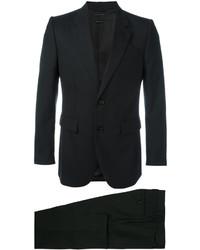 Traje de lana negro de Marc Jacobs