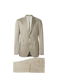 Traje marrón claro de Fashion Clinic Timeless