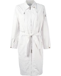 Trench blanc Saint Laurent