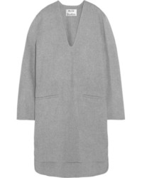 Tunique en laine grise Acne Studios