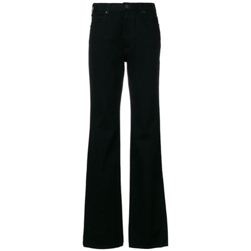 630da8ddc06 Vaqueros de campana negros de Calvin Klein Jeans, $321 | farfetch ...