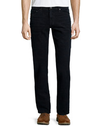 Vaqueros de pana negros de AG Jeans