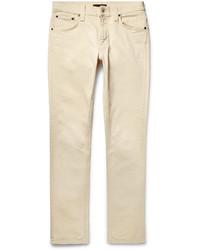 Vaqueros dorados de Nudie Jeans
