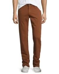 Vaqueros marrónes de AG Jeans