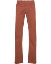 Vaqueros naranjas de AG Jeans