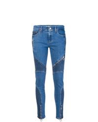 Vaqueros pitillo azules de Versace Jeans