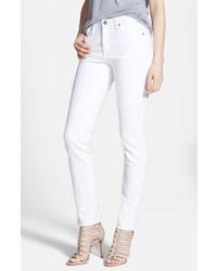 Vaqueros pitillo blancos de AG Jeans