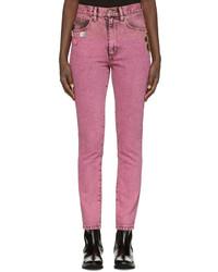 Vaqueros rosa de Marc Jacobs