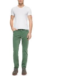 1fa11a76d4 ... Vaqueros verdes de AG Jeans