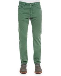 Vaqueros verdes de AG Jeans