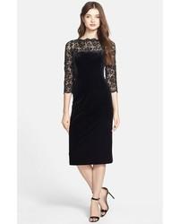Velvet midi dress original 9960730
