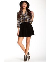 Velvet skater skirt original 4073228
