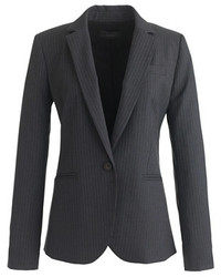 Vertical striped blazer original 1370592