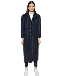Vertical striped coat original 1359576