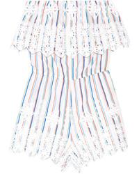 Vertical striped playsuit original 6779132