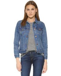 Veste en jean bleue Madewell