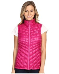 Veste sans manches fuchsia The North Face
