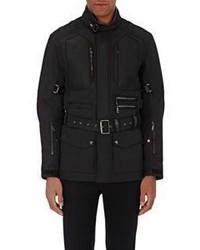 Veste style militaire noire Ralph Lauren Black Label