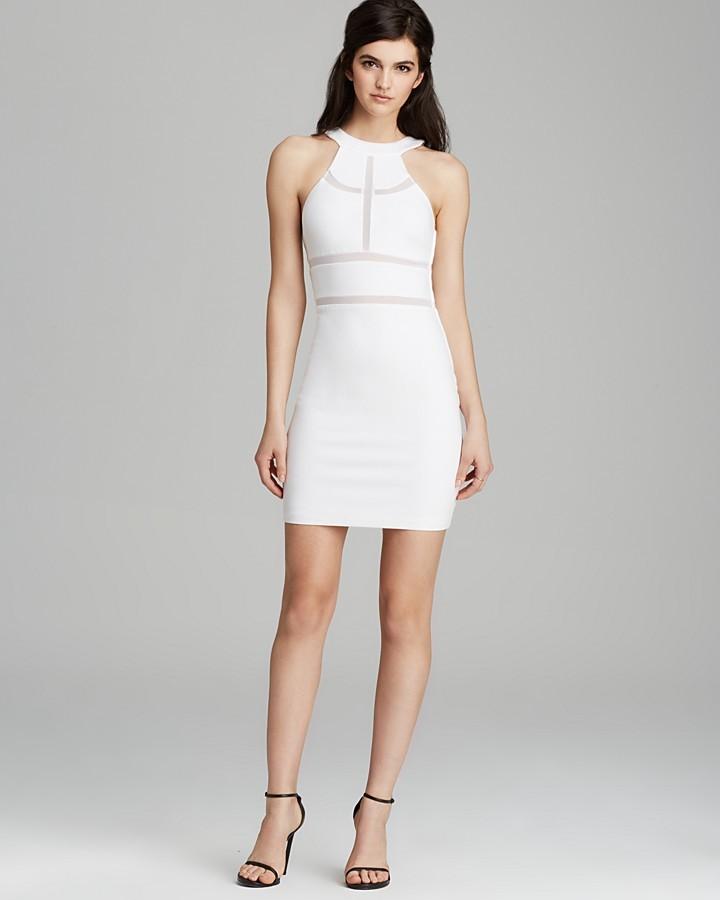 Vestidos blancos guess