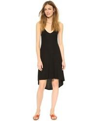 Vestido amplio negro de Splendid