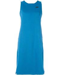 Vestido azul de Nike