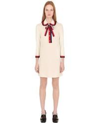 Vestido blanco de Gucci